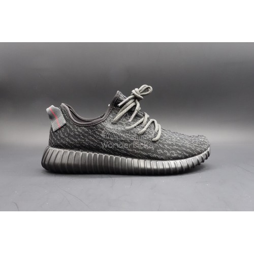 Best Version Yeezy Boost 350 Pirate Black