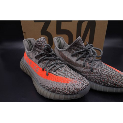 the latest e8764 721ba Best Version Yeezy Boost 350 V2 Beluga Orange (New Updated)