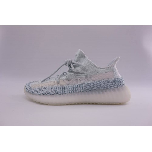 Best Version Yeezy Boost 350 V2 Cloud White (Non-Reflective)