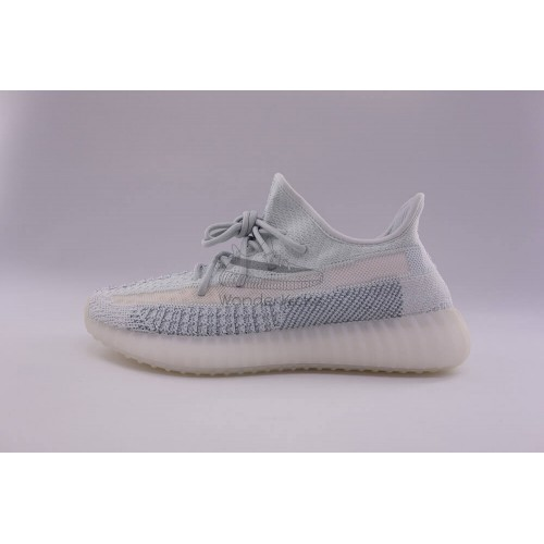 Best Version Yeezy Boost 350 V2 Cloud White Reflective