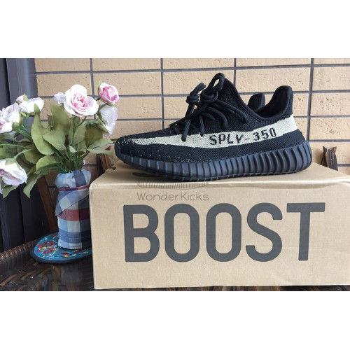 HQ Version Yeezy Boost 350 V2 Green Black/Green