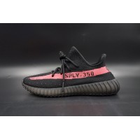 Best Version Yeezy Boost 350 V2 Red Black/Red (New Updated)