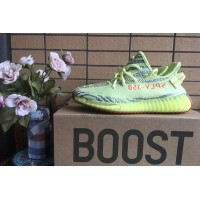 HQ Version Yeezy Boost 350 V2 Semi Frozen Yellow