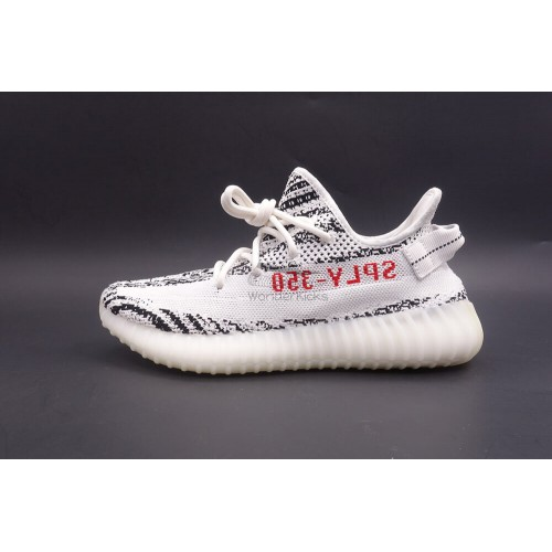 more photos 7612c d29a3 Best Version Yeezy Boost 350 V2 Zebra (2nd Update)