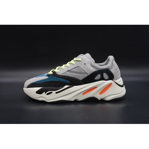 5dcddc00921 Buy Best Quality UA Yeezy Wave Runner 700 Solid Grey Online From ...
