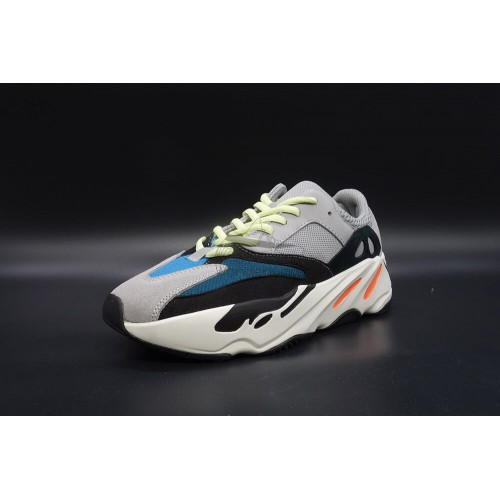 best sneakers f9988 36e16 Best Version Yeezy Wave Runner 700 Solid Grey (New Update)