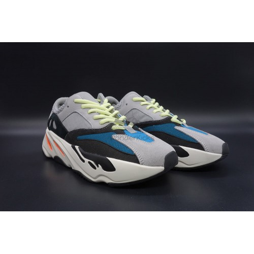 047894535 Buy Best Quality UA Yeezy Wave Runner 700 Solid Grey Online From ...