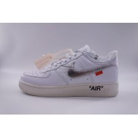 Nike Air Force 1 '07 Virgil Abloh Off White (New Update)