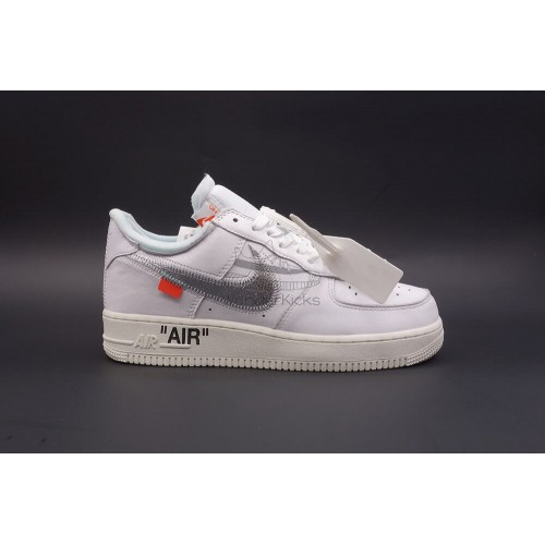 Nike Air Force 1 '07 Off White Virgil White