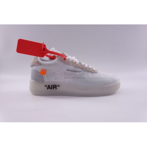 Nike Air Force 1 Low Off White Virgil (2nd Updated)