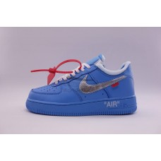 Nike Air Force 1 Low Off White MCA UNC Blue