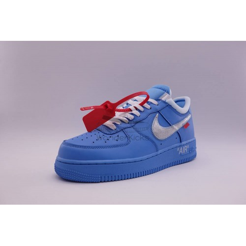air force 1 off white mca outfit