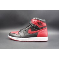 "Air Jordan 1 Retro High OG Bred ""Banned"" (New Update)"