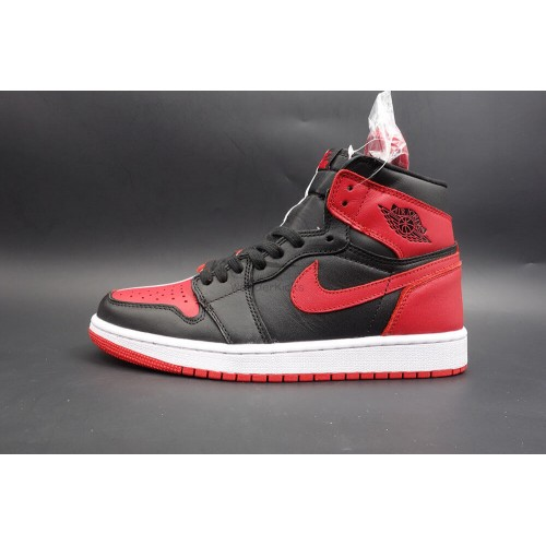 f6ffe26ea46 Buy Best Quality UA Air Jordan 1 Retro High Homage To Home Online ...