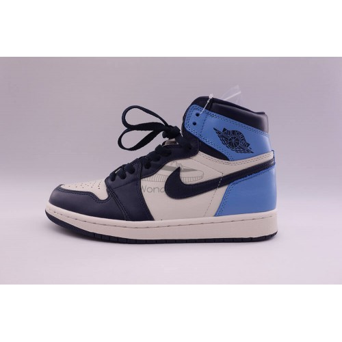 Air Jordan 1 Retro High Obsidian UNC