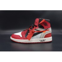 Air Jordan 1 High OG Off White Virgil Chicago (2nd Updated)
