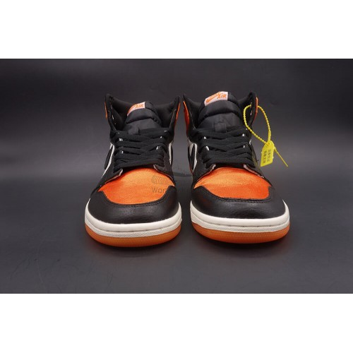 9d82a5eaa23 Buy Best Quality UA Air Jordan 1 Retro High Satin Shattered ...