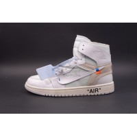 Air Jordan 1 High OG Off White In White (New Update)