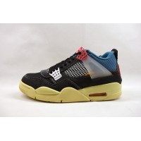 Air Jordan 4 Retro Union Off Noir