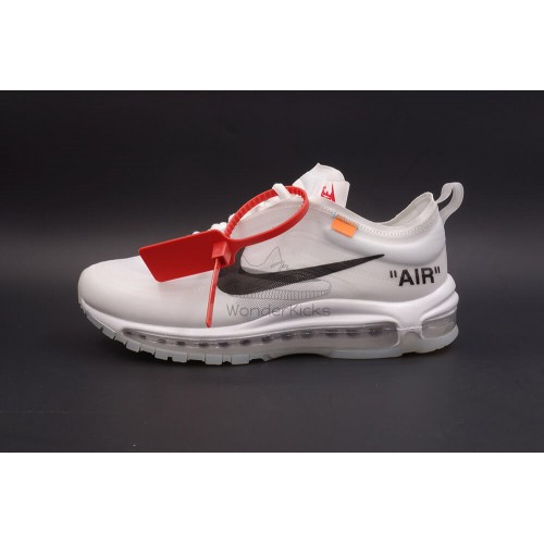 new product 27724 139c4 Nike Air Max 97 Off White Virgil (2nd Updated)