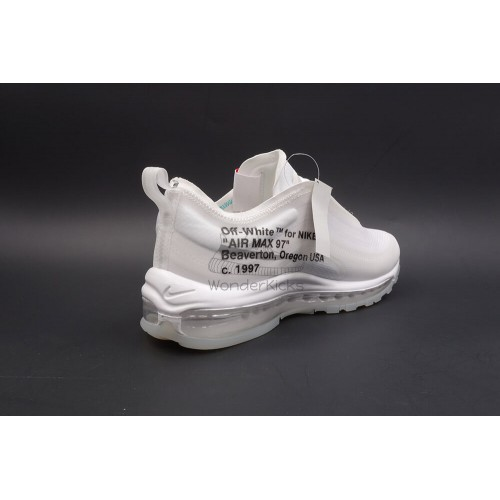 0a975e2e407 Nike Air Max 97 Off White Virgil (2nd Updated)