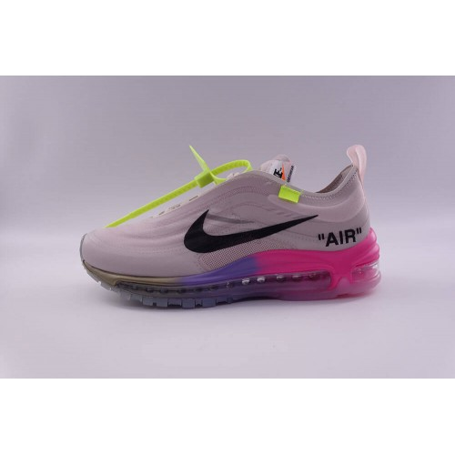 "Nike Air Max 97 Off-White Elemental Rose Serena ""Queen"" (New Update)"