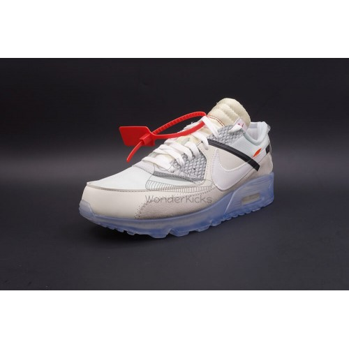 the best attitude 18a38 64a16 Nike Air Max 90 Off White Virgil (2nd Updated)