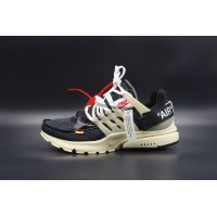 Nike Air Presto Off White Virgil  (New Updated)