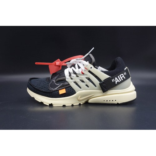 Nike Air Presto Off White Virgil (2nd Updated)