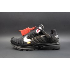 Nike Air Presto Off White In Black
