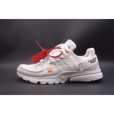 Nike Air Presto Off White In White (New Update)
