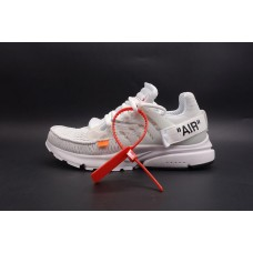 Nike Air Presto Off White In White (2nd Update)
