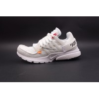 Nike Air Presto Off White In White