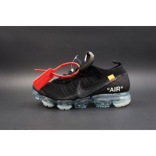 Nike Air Vapormax FK Off White in Black