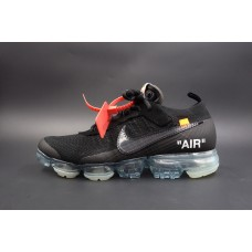 Nike Air Vapormax FK Off White in Black (New Update)