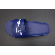 BC Pool Sandal With Logo Blue