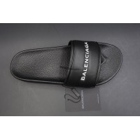 BC Pool Sandal With Logo Black