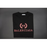 BC BB Crest-print Cotton Tee Black