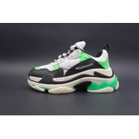 BC Triple S Trainer Mr. Porter Neon Green