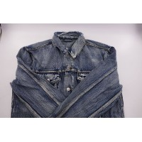 BC Denim Embroidered Jacket