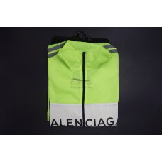 BC Tracksuit Nylon Jacket Black Yellow