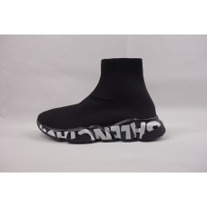 BC Speed Trainer Graffiti Trainers Black