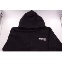 BC Logo Printed Hooded Sweater