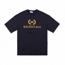 BC BB Navy Gold T shirt