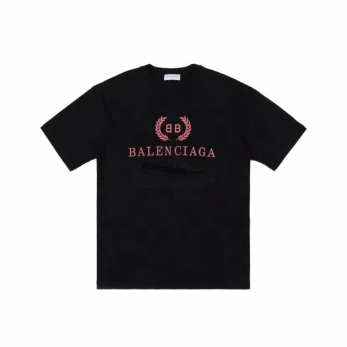 BC BB Mode T shirt Black Red