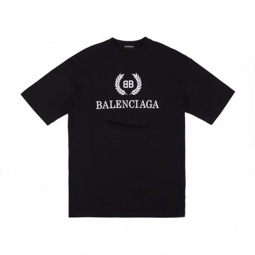 BC BB Black White T shirt
