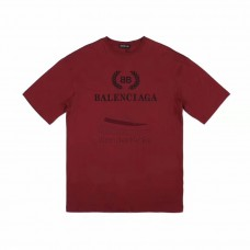 BC BB Red Black T shirt