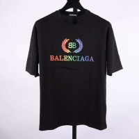 BC Rainbow BB T shirt Black