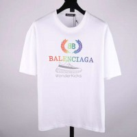 BC Rainbow BB T shirt White