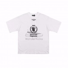 BC World Food Programme T shirt White